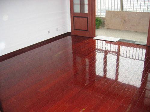 实木地板客厅 地面装饰装修效果图